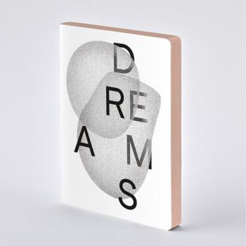 Nuuna Notizbuch A5 Graphic L DREAMS BY HEYDAY