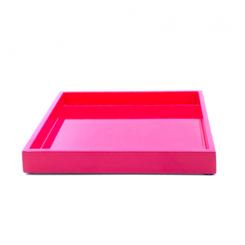 Mini Tablett MIMO Quadrat pink