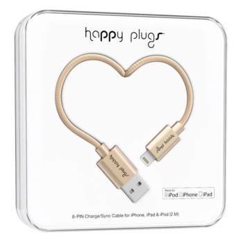 Happy Plugs In Ear Kopfhörer, rose gold