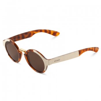 Mr. Boho Sonnenbrille HOCKNEY Leo Tortoise