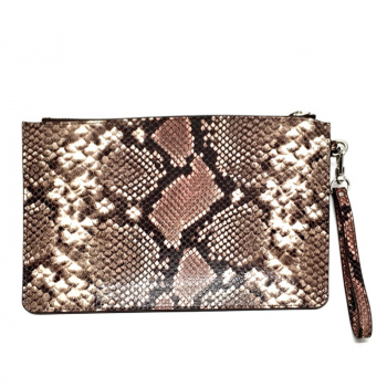 Nurage Clutch PITONE multi rose