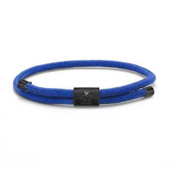 Pig & Hen Armband LITTLE LEWIS cobalt blue | black
