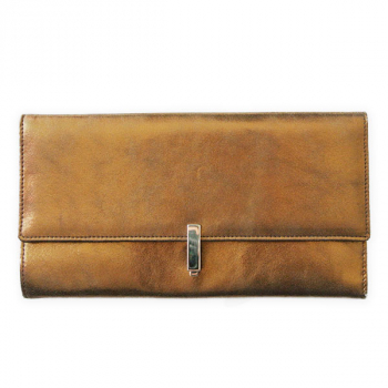 Trixi Gronau JAMES Travel Purse bronze
