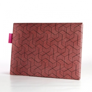 Crispy Wallet Laptop SLEEVE 3D rot