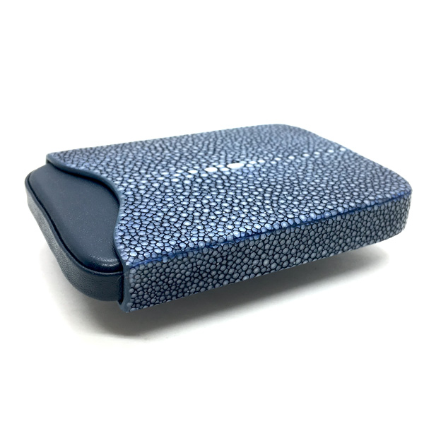 Zawadi Businesscard Case Stingray Blue