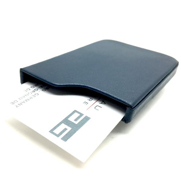 Zawadi Businesscard Case Stingray Black