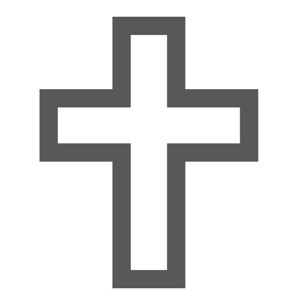 Kreuz Karte.Trixi Gronau Kreuz Trauerkarte