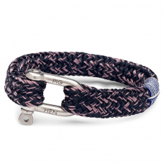 Pig & Hen Armband GORGEOUS GEORGE navy-violet